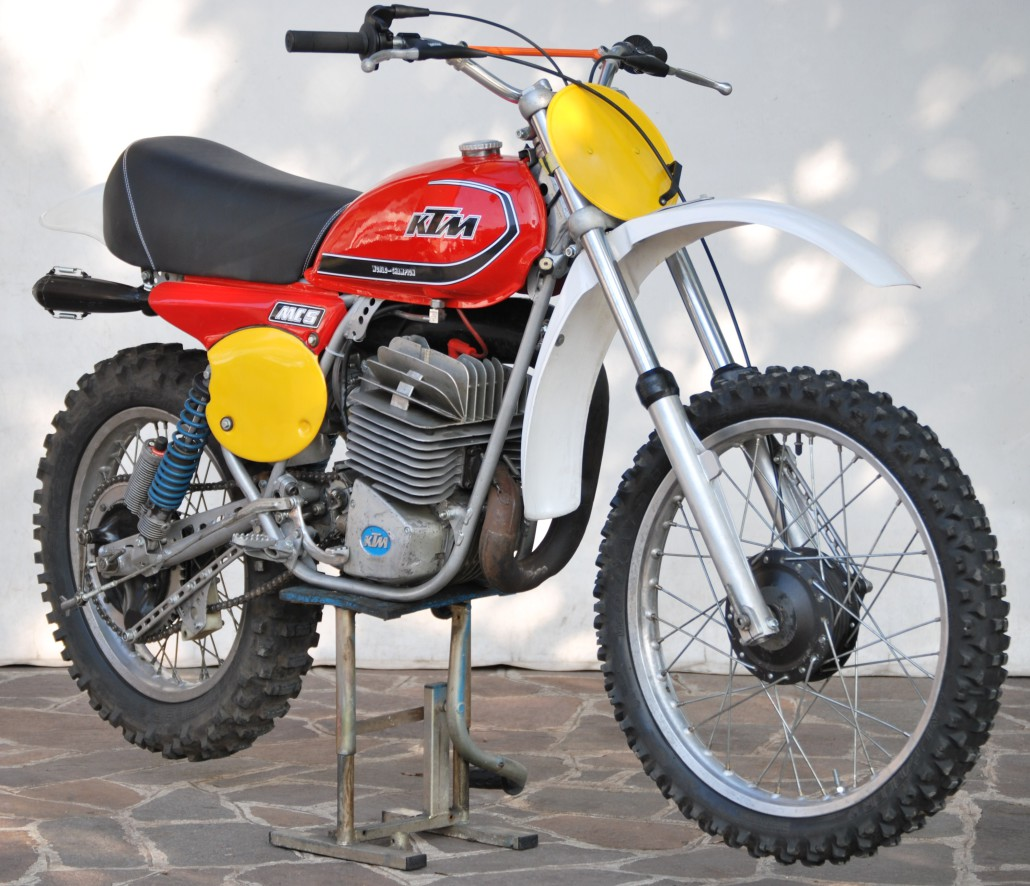 Ktm Moto Replica